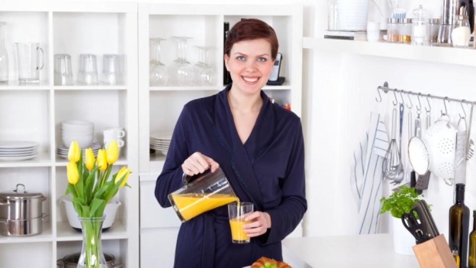 Идеи за здравословна закуска