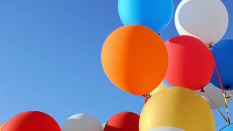 балон как да сода бикарбонат оцет парти рожден ден експеримент