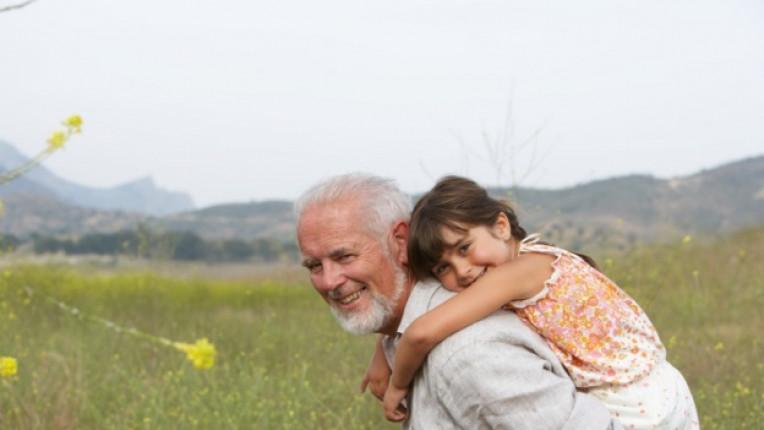 село прадядо спомен детство безгрижие обич житейски урок Из edna