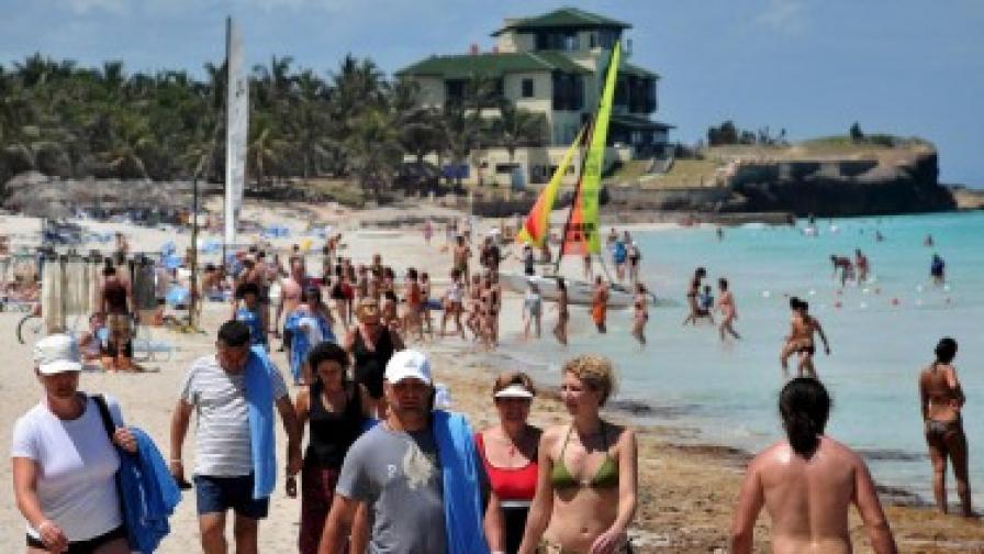 Куба строи хотели, кани се да посреща повече туристи
