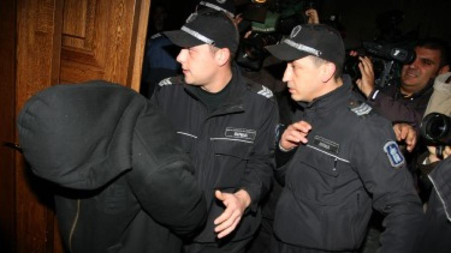Съдът реши да остави обвиняемите за убийството на Балтов с мярка за неотклонение задържане под стража.