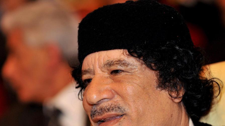 Либия съди Швейцария заради ареста на Кадафи-младши