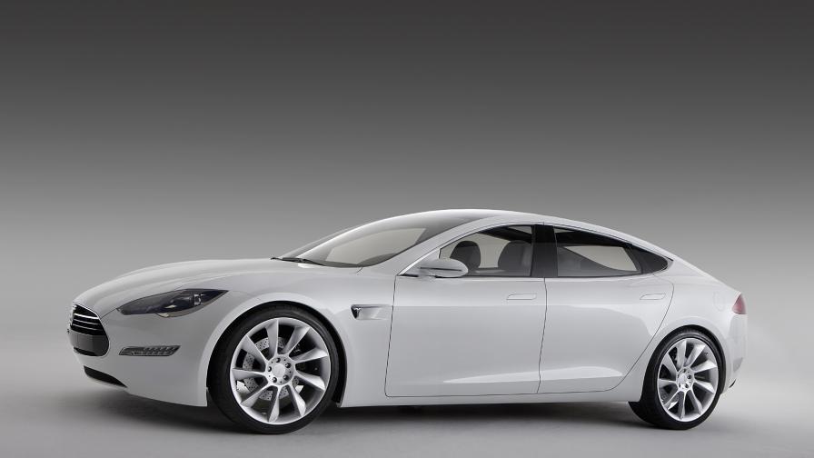 """Огромен интерес към """"Тесла Модел S"""""""