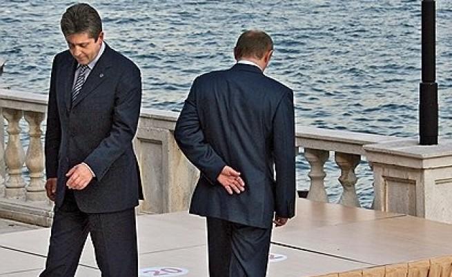 Путин отказа да дойде в София