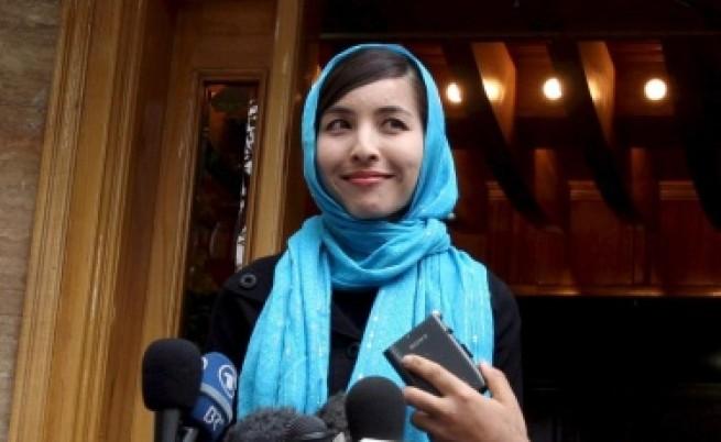Журналистката Сабери напусна Иран