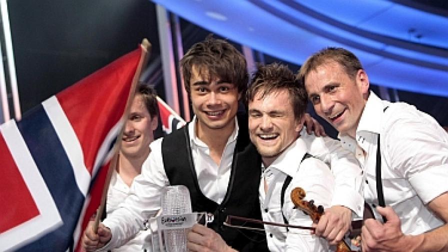 Сбъдната приказка: Саша Рибак спечели Евровизия за Норвегия