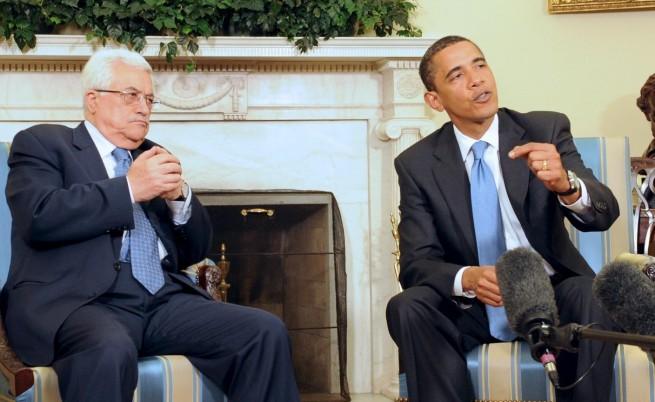 Обама подкрепи идеята за палестинска държава