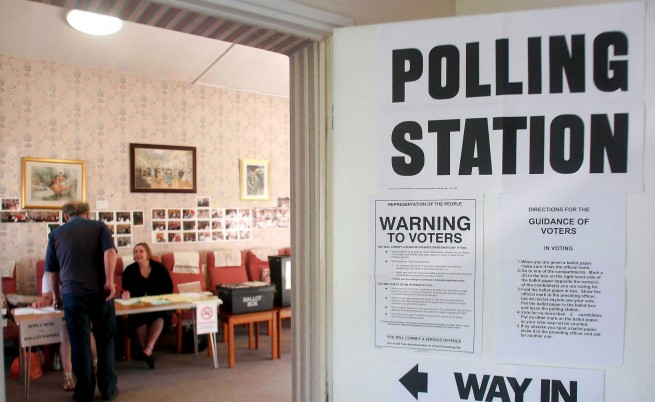 Ирландия гласува за ЕП и местна власт