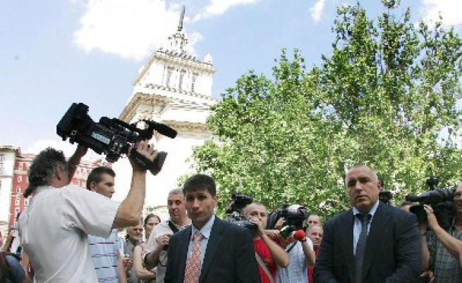 Борисов получава мандат на 16 юли