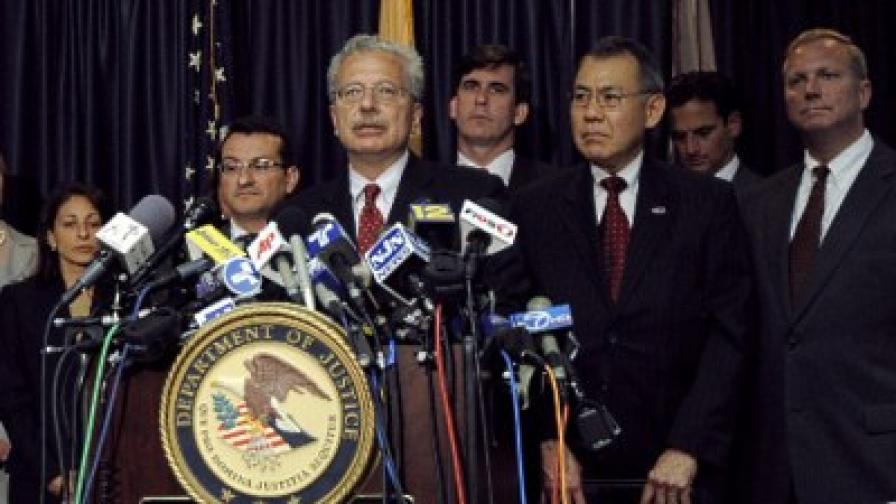 Корупционен скандал в САЩ