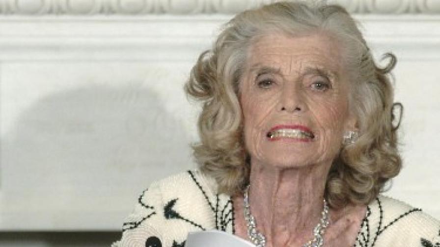 """Кенеди-Шрайвър в Белия дом на проява по повод """"Спешъл олимпикс"""""""