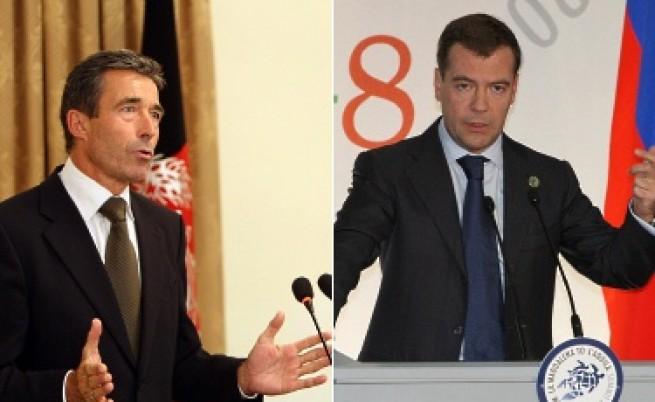 Русия и НАТО партньори още 30 години