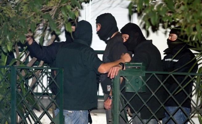Гърция: Разкрито гнездо на терористи