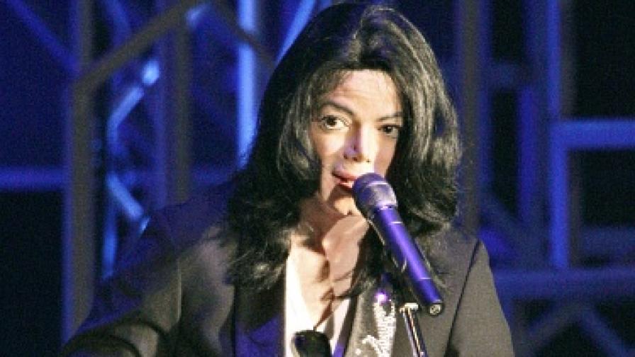 Майкъл Джаксън в Япония през 2006 г.