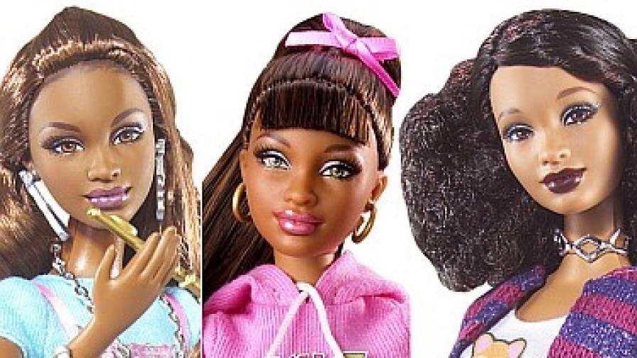 """Разликата с досегашните """"тъмни"""" модели е в по-характерните черти на лицето"""
