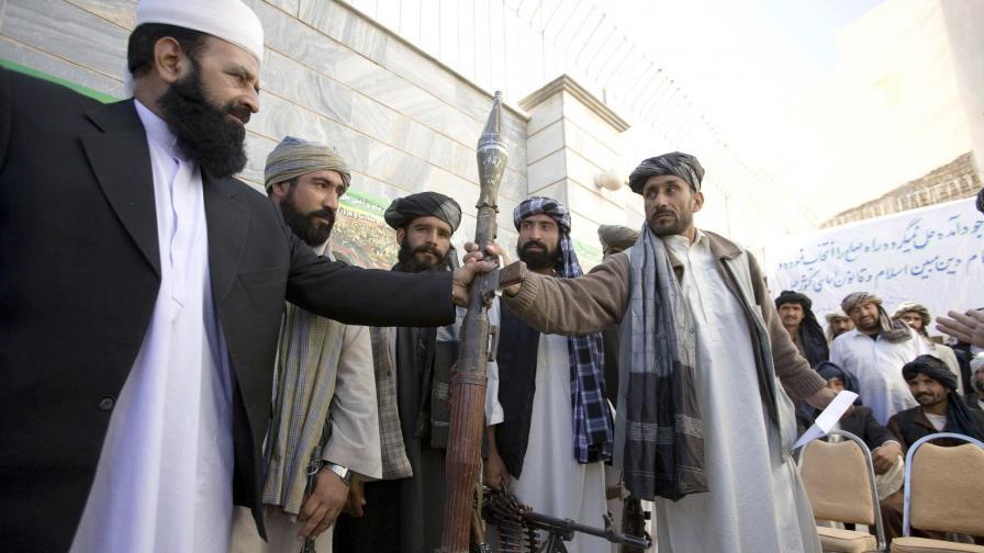 Италия плащала на талибаните за мир в Афганистан