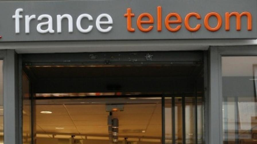 """Ново самоубийство във """"Франс телеком"""""""