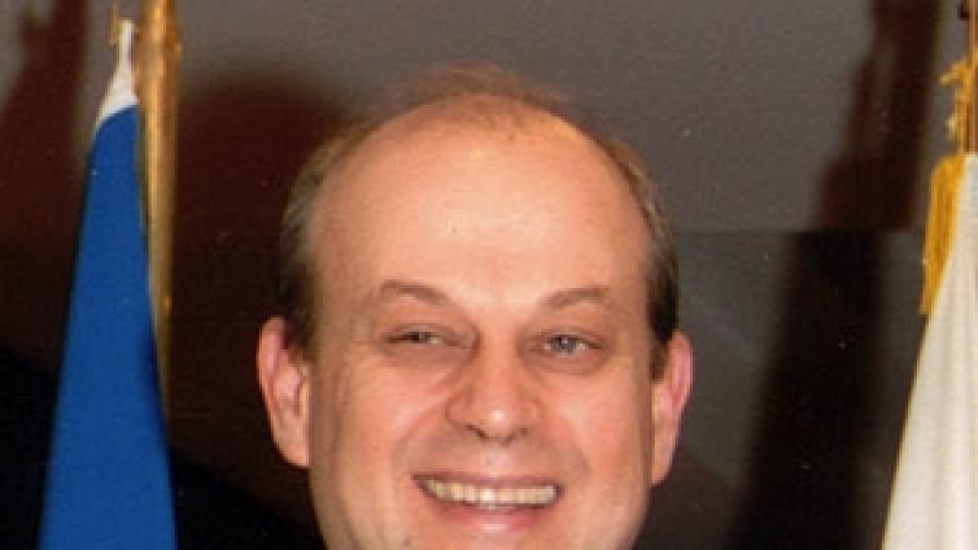 Посланик Бранимир Младенов