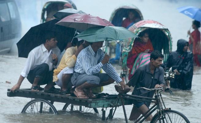 11 мегаполиса в Азия пред климатичен ад