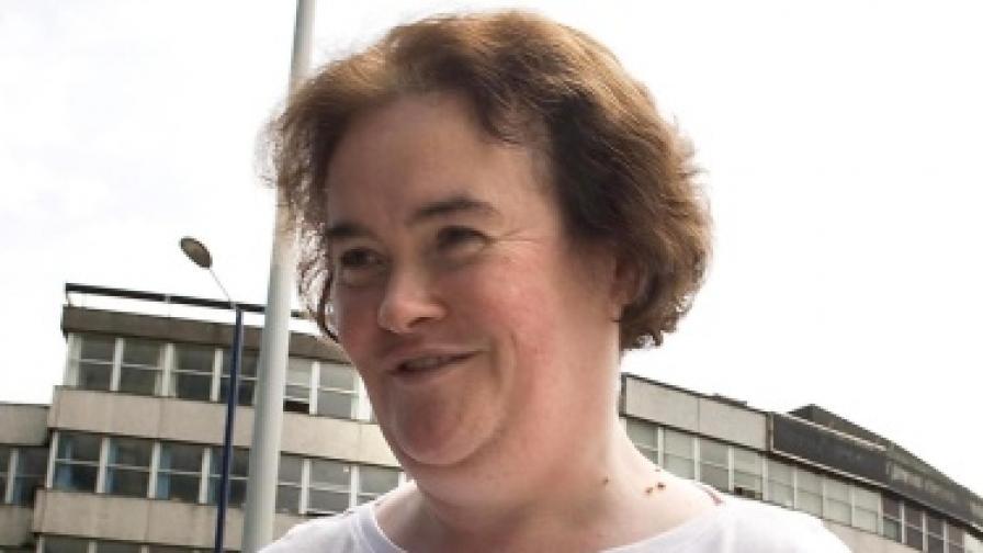 Сюзан Бойл