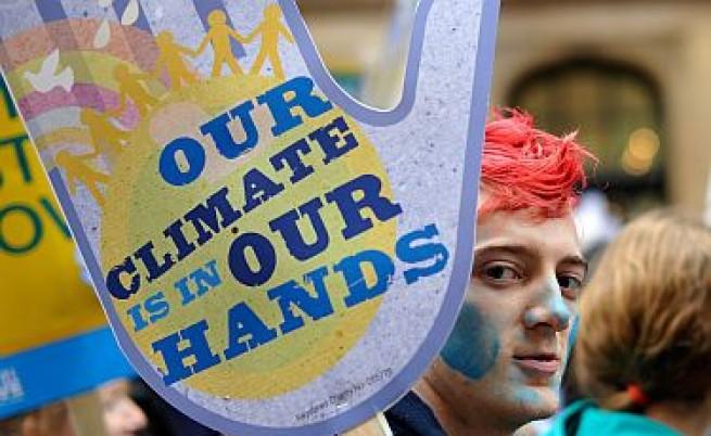 Хората вече не са толкова загрижени за ефекта от климатичните промени