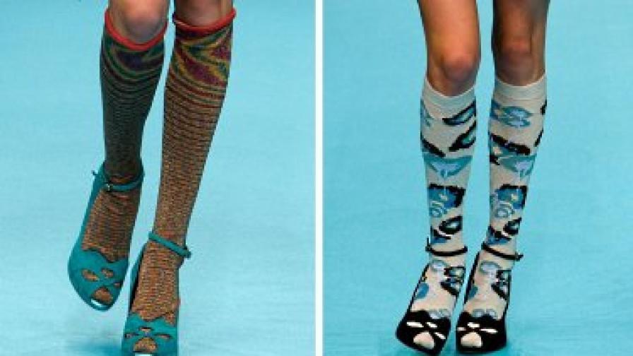 Гонят дипломат за трафик на чорапи