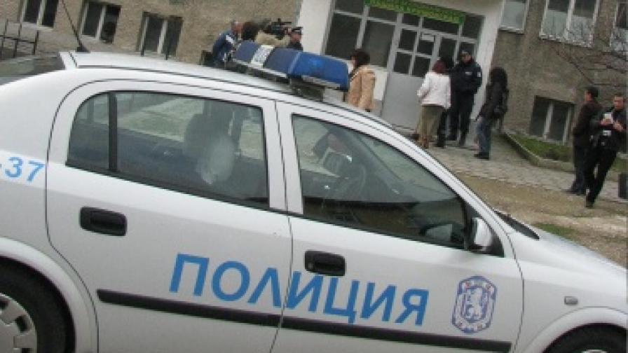 Банков обир в Пазарджик