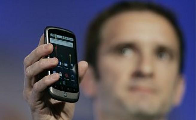 Гугъл представи своя смартфон