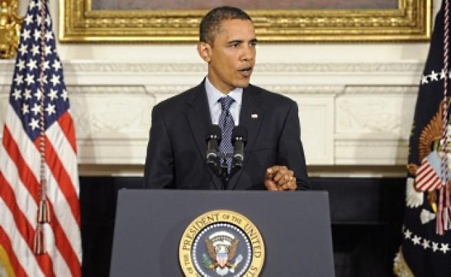 Обама: Вината е моя