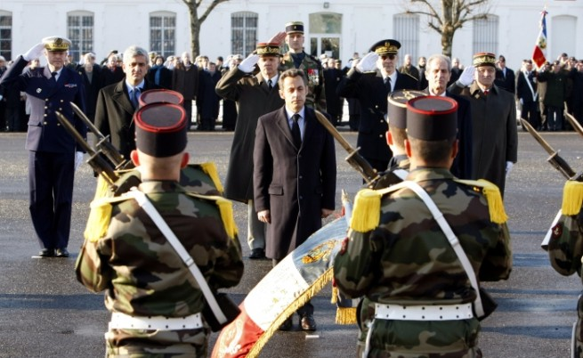 Саркози: Оставаме в Афганистан