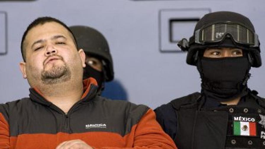 Смята се, че Ел Тео в виновен за стотици убийства в Тихуана и цяло Северно Мексико
