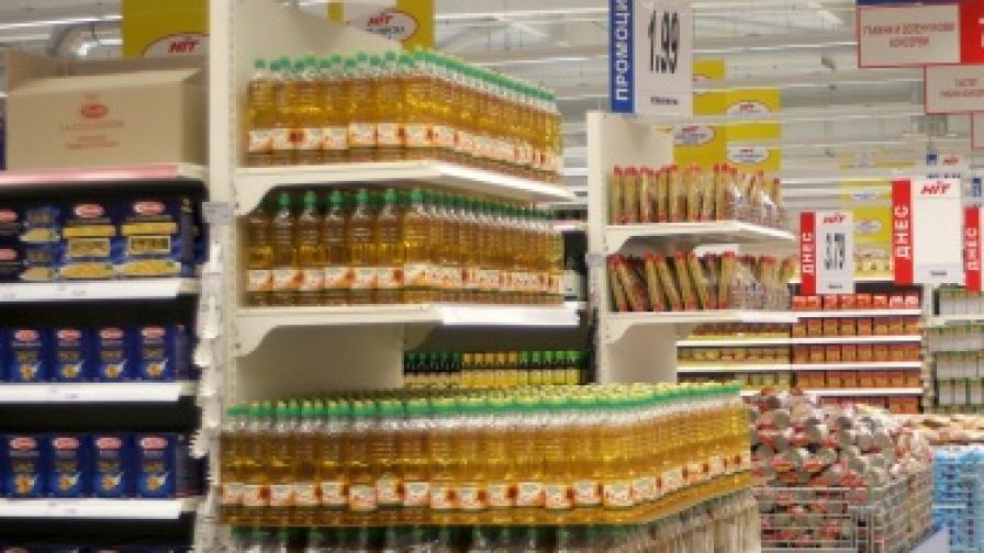 НСИ: Инфлацията за 2009 г. е 0,6%