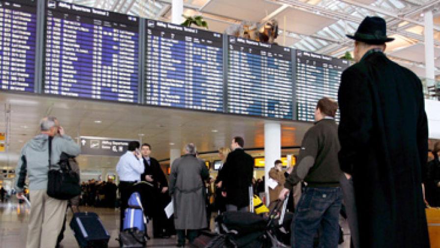 Затвориха част от летището в Мюнхен заради лаптоп