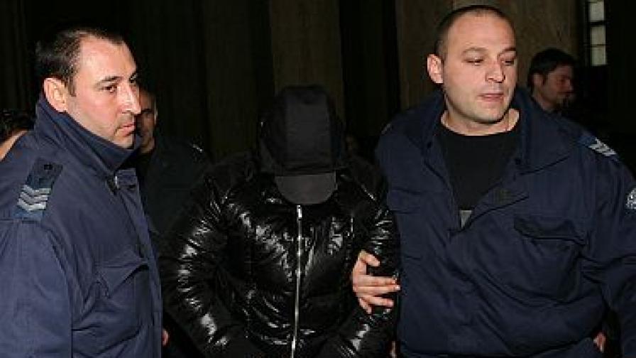 Съдът пусна от ареста Радослав Иванов - Темерута