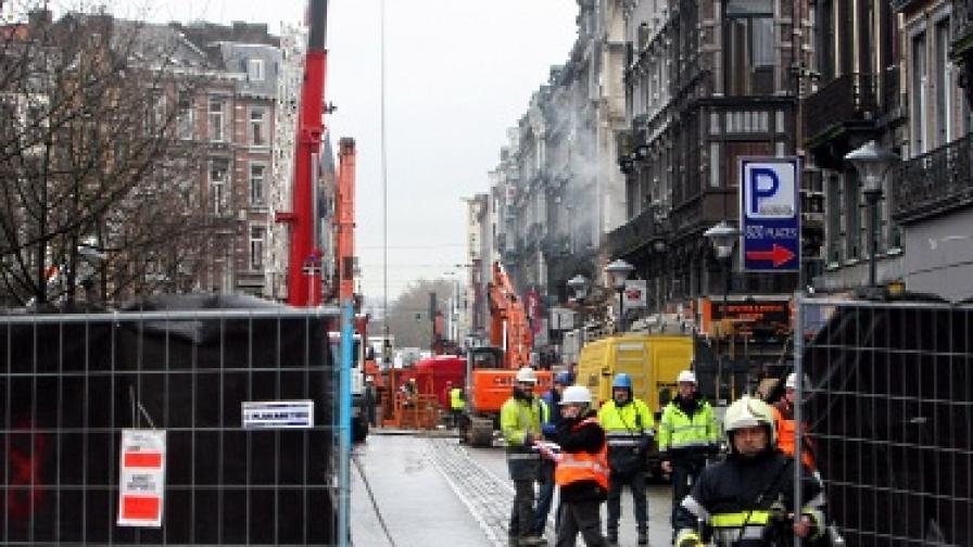 Досега: 11 загинали в Лиеж