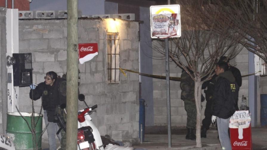 Отново убийства в мексиканската криминална столица Сиудад Хуарес