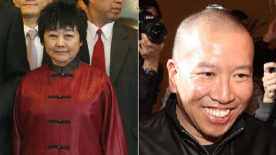 Завещанието на Нина Ван било подправено от инструктора й по фън шуй Тони Чан