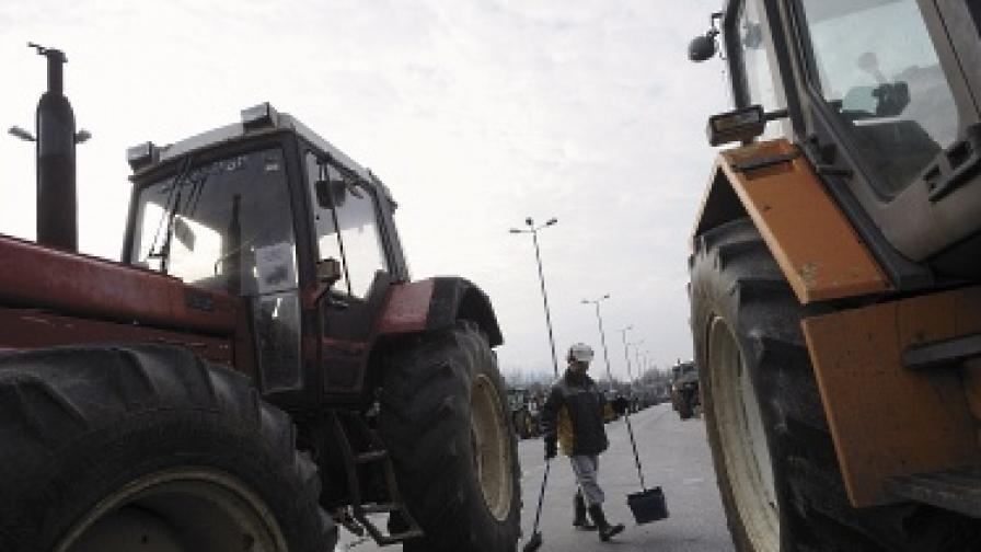 Българският бизнес - заложник на гръцките фермери