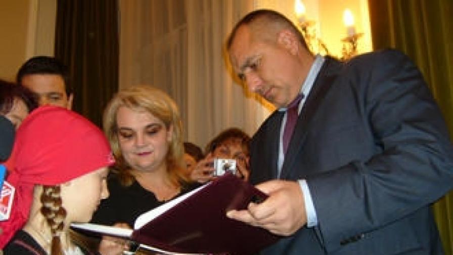 Борисов - звезда и в Лондон