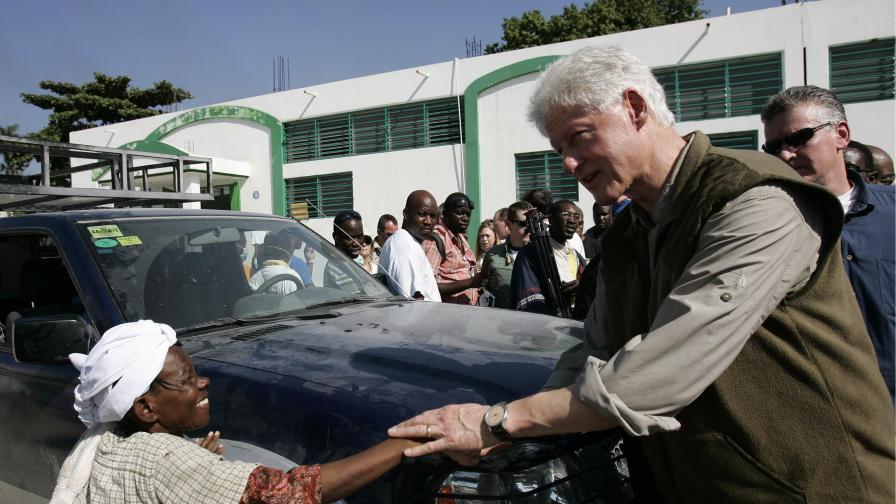 Отпушиха сърцето на Бил Клинтън