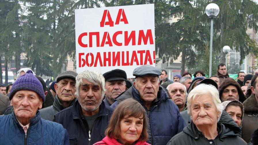 Бойко Борисов: Един гаф, и болниците няма да видят и лев