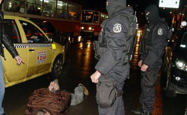 Спецоперация срещу дилъри в София