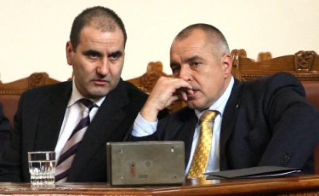 Цветанов допусна зависимост на съдии и