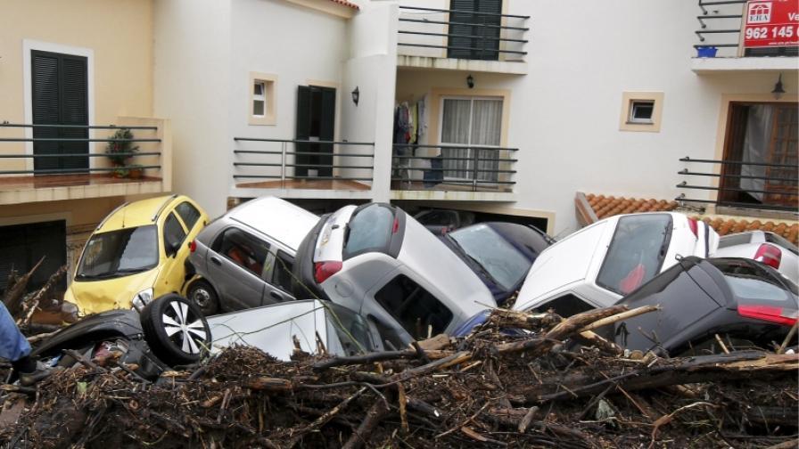 Бедствие на остров Мадейра