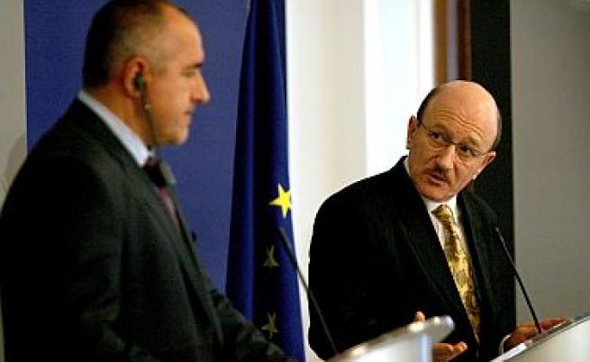 Борисов: Искаме присъди по разследванията на ОЛАФ