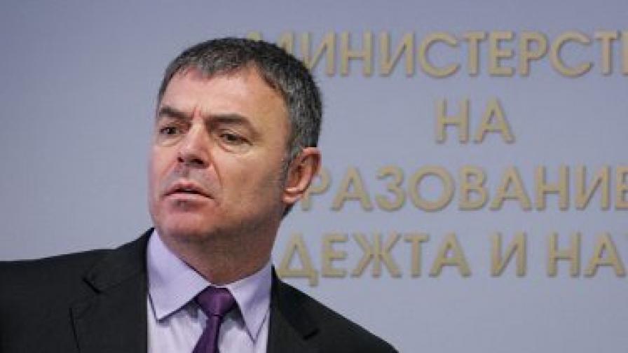 Игнатов: Прокуратурата проверява за нарушения 10-12 университета