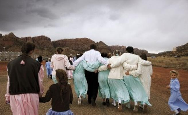 Мормони многоженци в мартенския NG