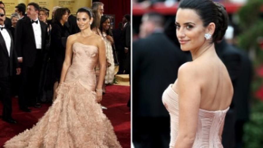 """Пенелопе диктува модата на """"Оскарите"""""""