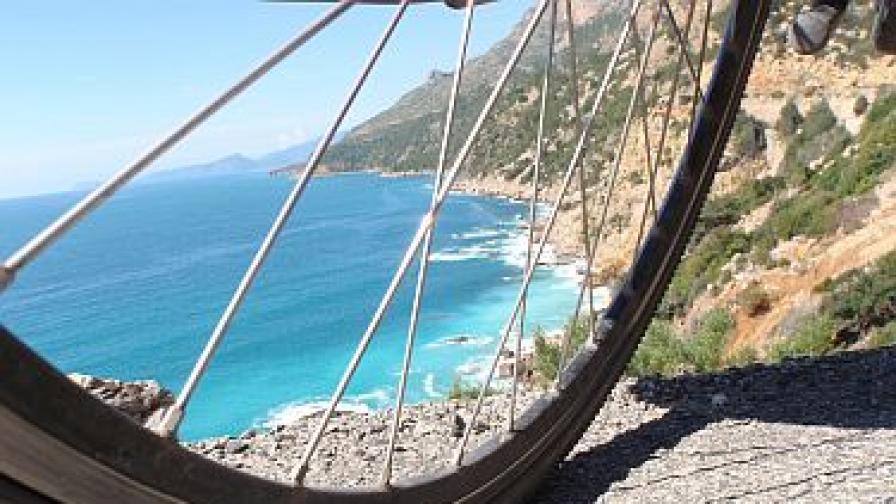 Пет седмици на педали край Средиземно море, 1-ва част