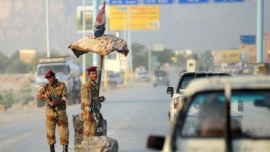 """Убиха висши членове на """"Ал Кайда"""" в Йемен"""
